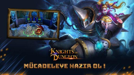 Knights of Dungeon Resimleri
