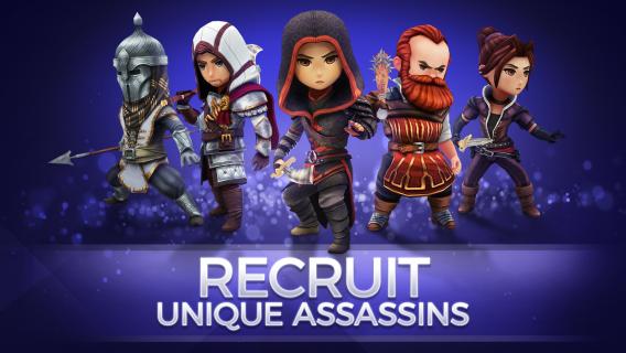 Assassin's Creed Rebellion Resimleri