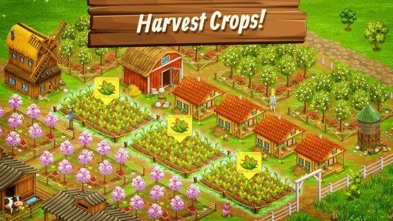 Big Farm: Mobile Harvest Resimleri