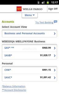 Wells Fargo Mobile Resimleri
