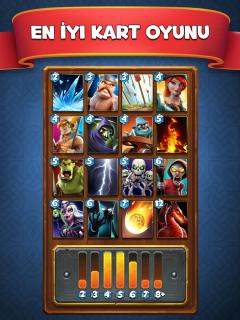 Castle Crush: Strateji Kart Oyunları Resimleri