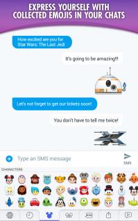 Disney Emoji Blitz with Star Wars Resimleri