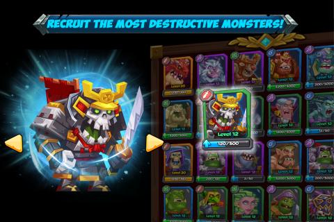 Tactical Monsters Rumble Arena Resimleri