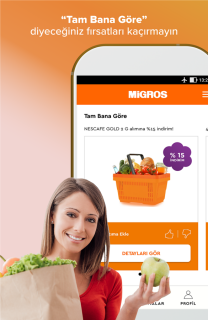 Migros: Güncel Kampanya Fırsat Resimleri