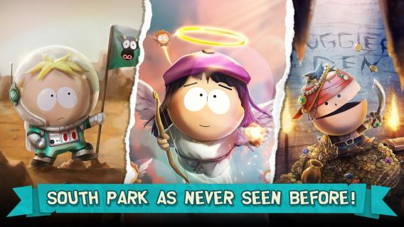 South Park: Phone Destroyer Resimleri