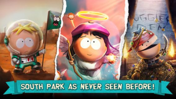 South Park: Phone Destroyer Resimleri