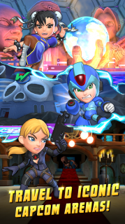 Puzzle Fighter Resimleri