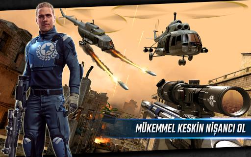 Sniper Strike : Special Ops Resimleri