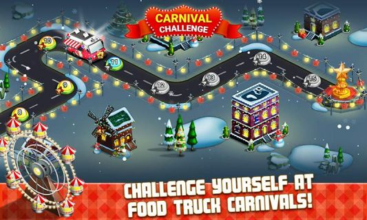 Food Truck Chef: Cooking Game Resimleri