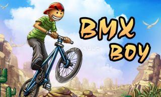 BMX Boy Resimleri