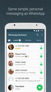 WhatsApp Business Resimleri
