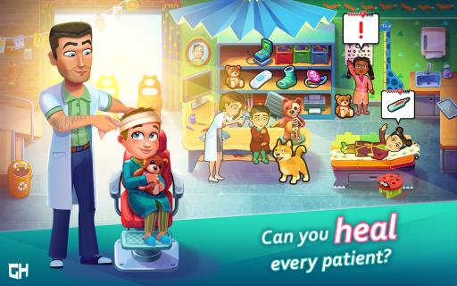 Heart's Medicine Hospital Heat Resimleri