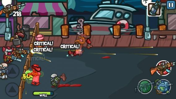 Zombie Guard Resimleri