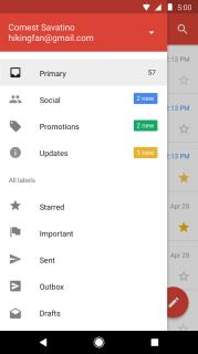 Gmail Go Resimleri