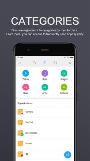 Xiaomi Mi File Manager Resimleri