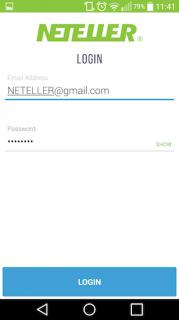 NETELLER Resimleri