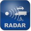 Android Radarbot Free: Speed Camera Detector & Speedometer Resim