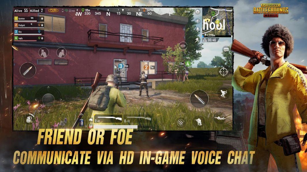 pubg mobile pc indir ücretsiz son sürüm