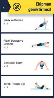 Kol Egzersizi Resimleri