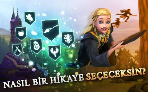 Harry Potter: Hogwarts Mystery Resimleri