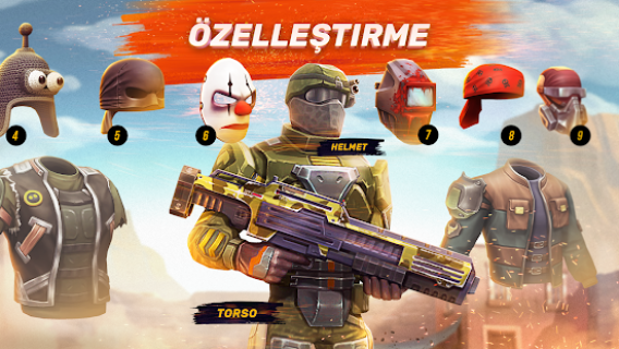 Guns of Boom - Online Shooter Resimleri