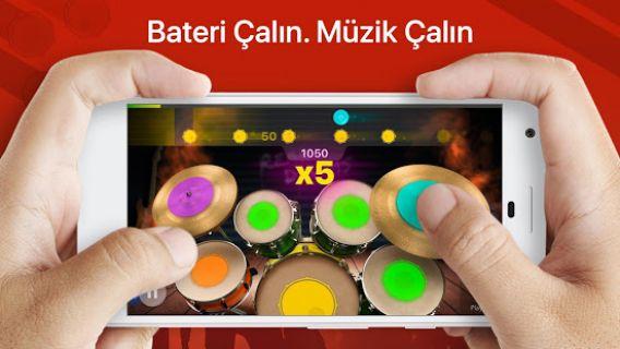 WeDrum: Davul Müzik Oyunlar ve Bateri Simülatörü Resimleri