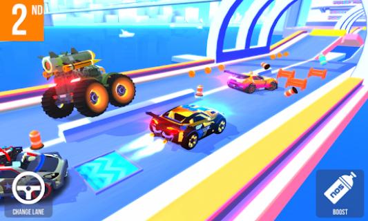 SUP Multiplayer Racing Resimleri