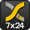Android TAXI 7X24 Resim