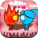 Red boy and Blue girl - Candy World Adventure Android