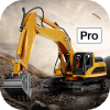 Android Excavator Simulator Backhoe Loader - Dozer Oyunu Resim