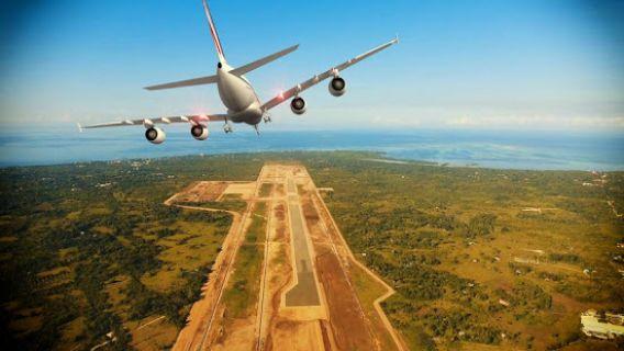 Flight Simulator 3D: Airplane Pilot Resimleri