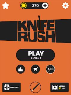 Knife Rush Resimleri