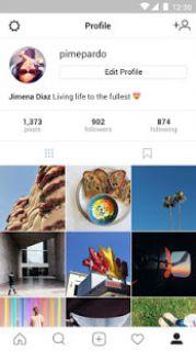 Instagram Lite Resimleri
