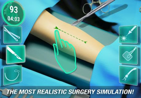 Operate Now: Hospital Resimleri