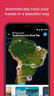 Polarsteps - Travel Tracker Resimleri