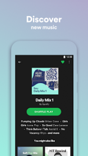 Spotify Lite Resimleri