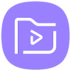Android Samsung Video Library Resim