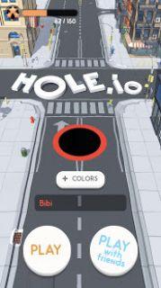 Hole.io Resimleri
