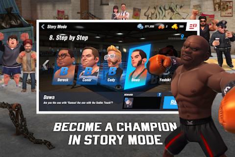 Boxing Star Resimleri