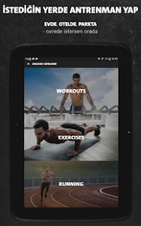 Freeletics Bodyweight Resimleri