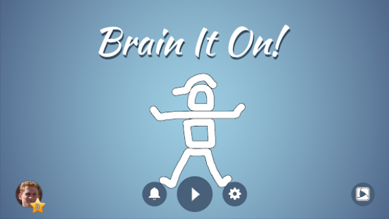 Brain It On! - Physics Puzzles Resimleri
