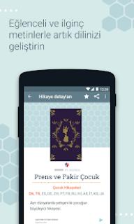 Beelinguapp: Sesli kitaplarla dil öğrenin Resimleri