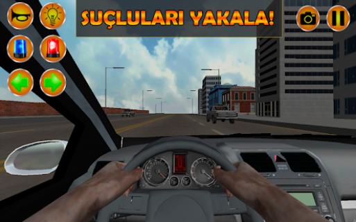 Gerçek Türk Polis Oyunu Simülatörü 3D Resimleri