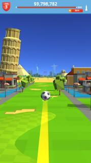 Soccer Kick Resimleri