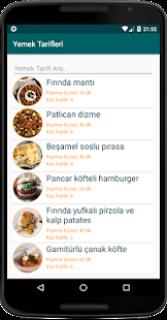 İnternetsiz Yemek Tarifleri (Yüzlerce Resimli) Resimleri