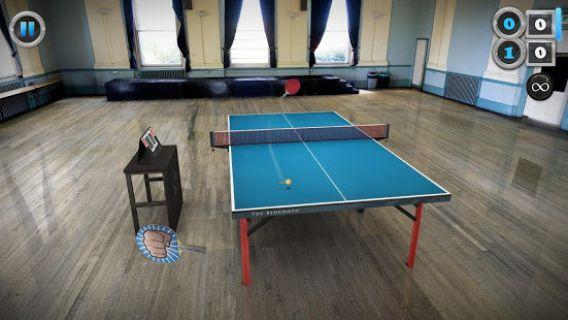 Table Tennis Touch Resimleri