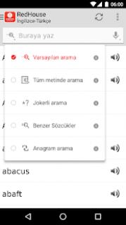 İngilizce <-> Türkçe Sözlük Resimleri