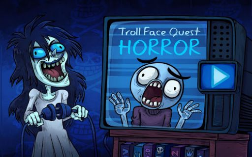 Troll Face Quest Horror Resimleri