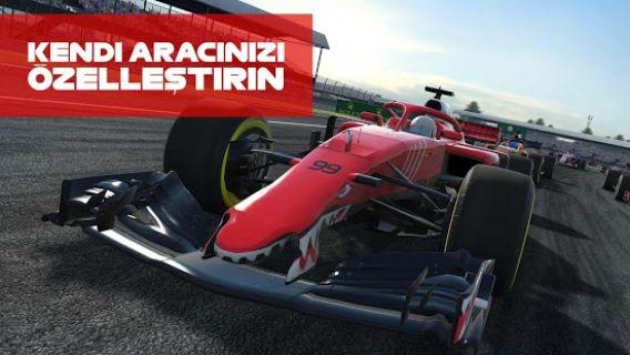 F1 Mobile Racing Resimleri