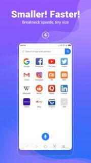 Mint Browser Resimleri